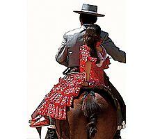 Jerez Horse Fair Photographic Print