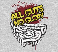 NOMNOM - all guts no glory by daggerwear