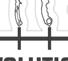 Counter-Strike GO   Knife Evolution Sticker