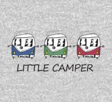 Little VW Camper One Piece - Long Sleeve