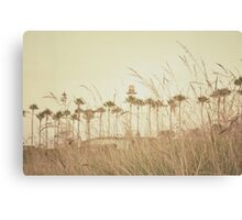 Beyond the Brush Canvas Print