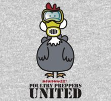 Poultry Preppers United Kids Clothes