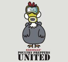 Poultry Preppers United by Kokonuzz