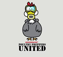 Poultry Preppers United Unisex T-Shirt