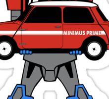 Minimus Prime Sticker