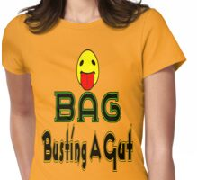 •·♥BAG:Busting A Gut Funny Chatting Acronyms Clothing & Stickers♥·• Womens Fitted T-Shirt