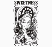 Sweetness [Black] by everchangingINK