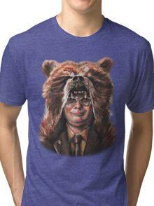 Bear Schrute Tri-blend T-Shirt