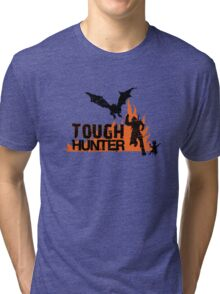 Tough Hunter Tri-blend T-Shirt