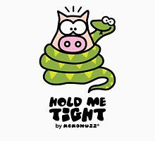Hold me tight - KINO the pig vs snake Unisex T-Shirt