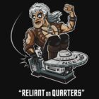 Reliant on Quarters by Jake Kesey
