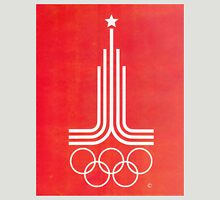 Moscow 1980 v2 Unisex T-Shirt
