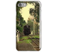 Approching the Station iPhone Case/Skin
