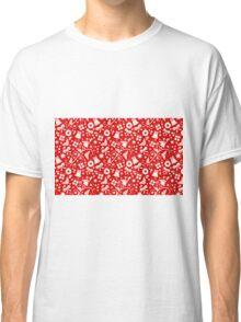 Seamless Christmas pattern Classic T-Shirt