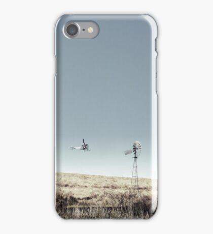 Dustoff downunder - Villenvue, QLD iPhone Case/Skin