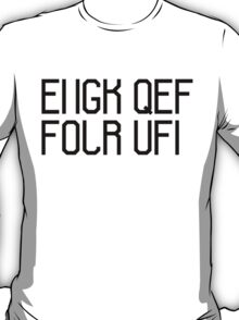 FUCK OFF T-Shirt