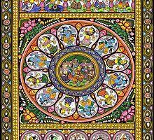 Krishna's Legend by smute20