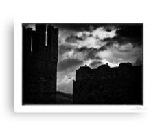 castell'arquato Canvas Print