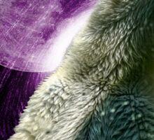 Polar Galaxy Sticker