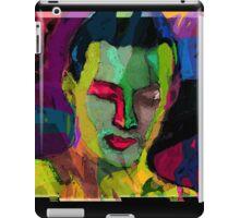 A Sainted Devil. iPad Case/Skin