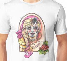Miss Muerte Unisex T-Shirt