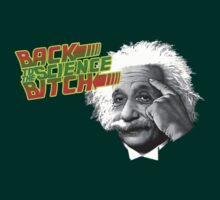 Back to the Science, Bitch ! by Tim Topping