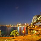 Sydney from the North Shore by Paul Campbell  Photography