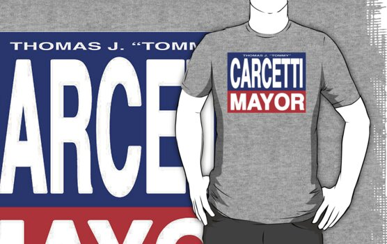 The Wire - Tommy Carcetti for Mayor