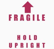 FRAGILE (PINK) Kids Clothes