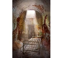 Jail - Eastern State Penitentiary - 50 years to life Photographic Print