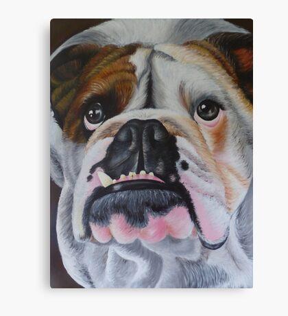 Lola Canvas Print