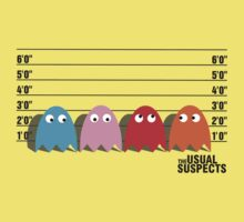 The not so usual suspects by james0scott