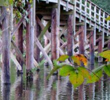 Greenfield Lake Bridge Sticker