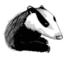 Badger by kwg2200