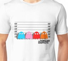 The Familiar Suspects Unisex T-Shirt