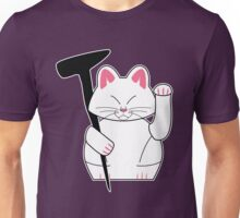 Lucky Cat Unisex T-Shirt