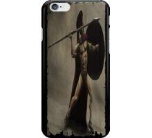 I Am Sparta iPhone Case/Skin