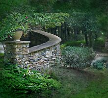 Garden Walk by Eileen McVey
