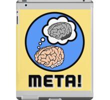 Metacognition iPad Case/Skin