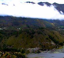 Slipstream Through The Andes by Al Bourassa