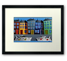 House Party 65 Framed Print