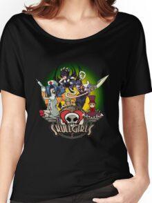 Skullgirls Women's Relaxed Fit T-Shirt