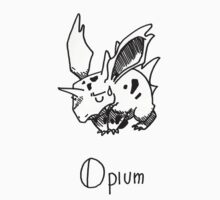 Opium the Nidorino by Driedzone