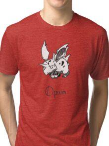 Opium the Nidorino Tri-blend T-Shirt