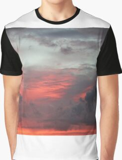 Clouds At Sunrise Graphic T-Shirt