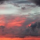 Clouds At Sunrise by Cynthia48