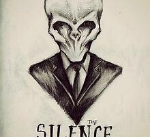 The Silence by Katerina Karapencheva