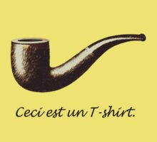 This is a T shirt  (French version) Kids Clothes