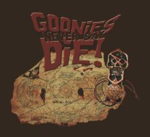 Goonies never say die by lollyjolie