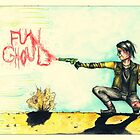 Fun Ghoul  by Katerina Karapencheva